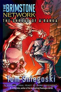 The Shroud of A'Ranka by Tom Sniegoski