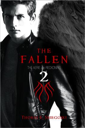 the fallen serie